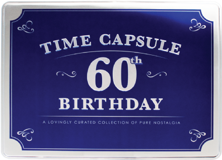 60th Birthday Time Capsule